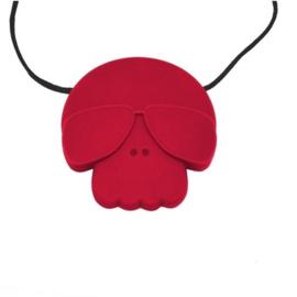 Jellystone skull roze