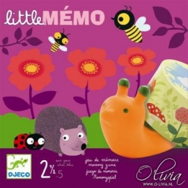 DJECO spel Little memo DJ08552