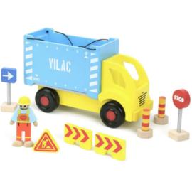 vrachtwagen VILAC 2347
