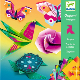 DJECO Origami 'Tropics' DJ08754