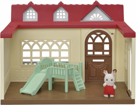 Sylvanian sweet raspberry home 5393