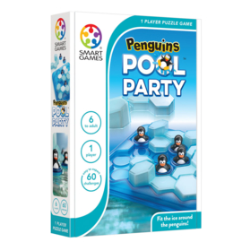 Penguins pool party SG 431