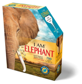 puzzel olifant