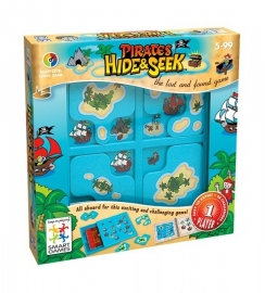 Hide & Seek piraten SG102