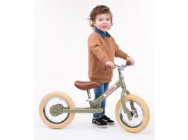 Trybike retro green fiets