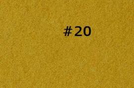 we-rock Classic #20 oker geel