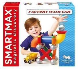 SMARTMAX Factory with car SMX403