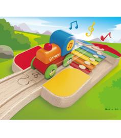 trein uitbreiding HAPE xylofoon E3813