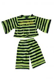 pyjama strepen 45 cm W657