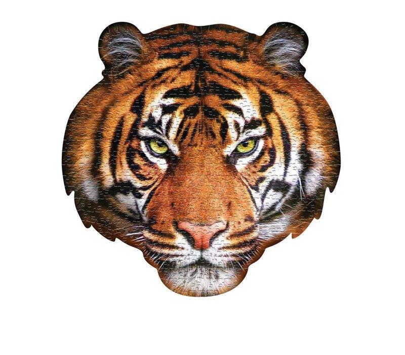 puzzel tijger