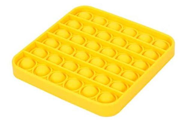 POP It square geel