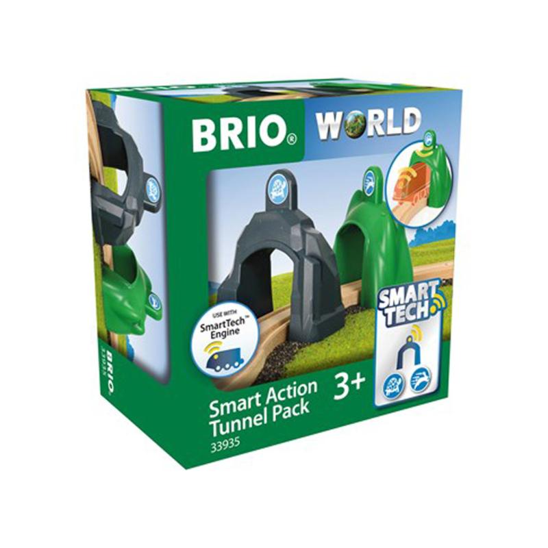 BRIO SMART action tunnel 33935