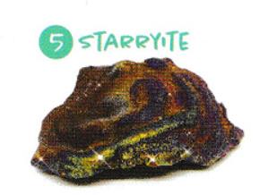 Nebulous sterrensteen