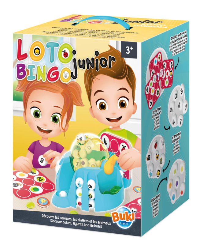BUKI Jr bingo 505601