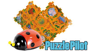 Puzzle Pilot LHbeestje 100533