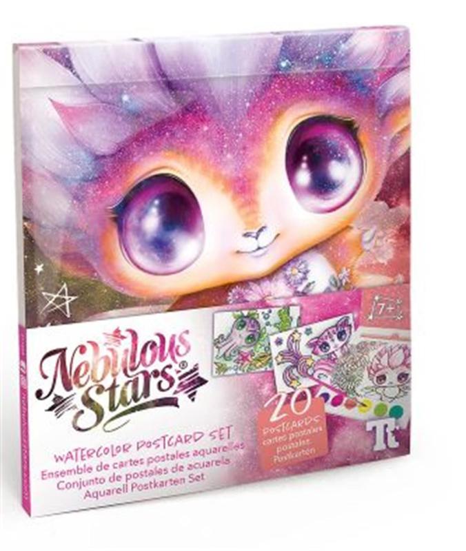 Nebulous set postkaarten 11409