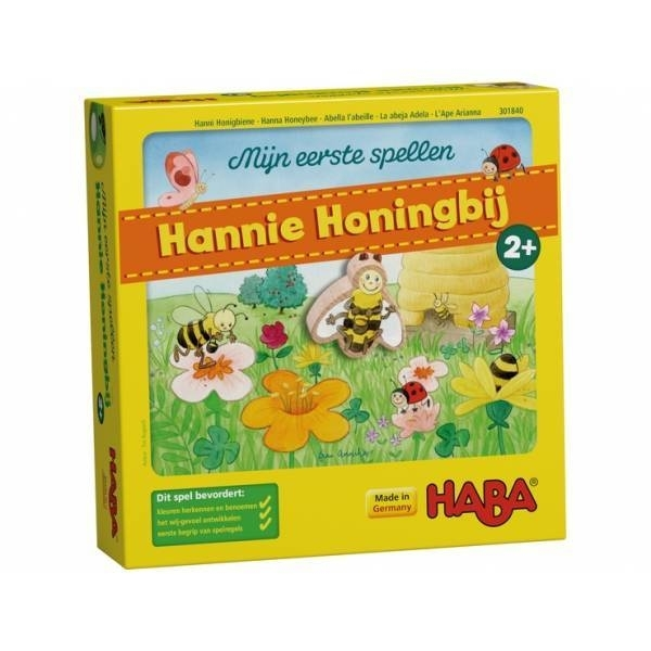+2j Hanni honingbij  HABA 301840