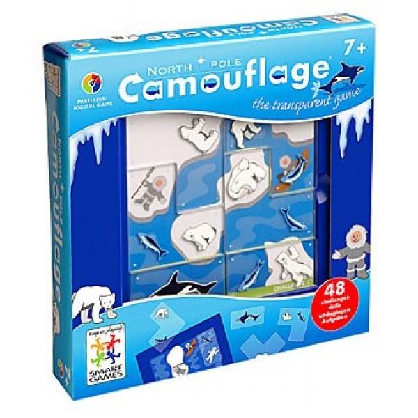 Camouflage noordpool SG201