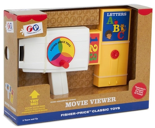 Fisher Price viewer