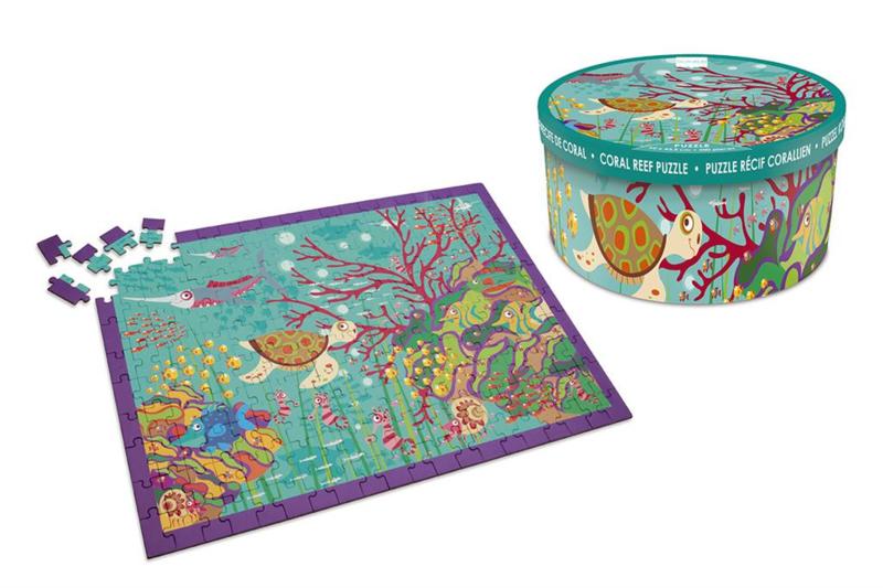 Puzzel (200) koraalrif 6181094
