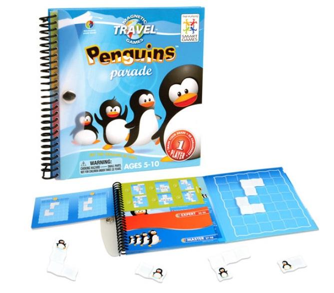 Pinguins parade