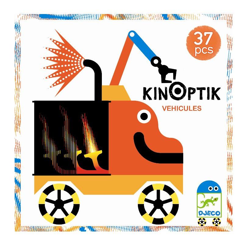 DJECO kinoptic voertuigen DJ05601