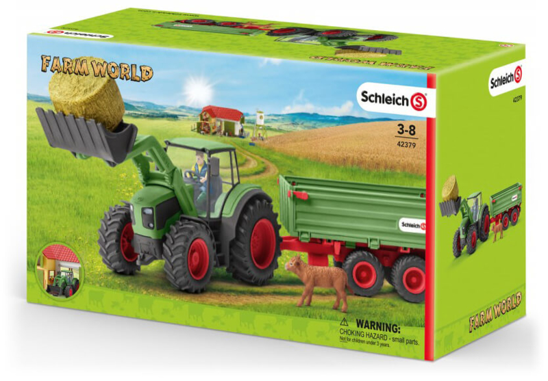 tractor + trailer 42379