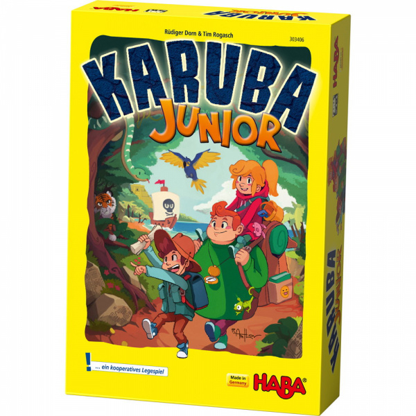 +4j Karuba junior HABA 303408*