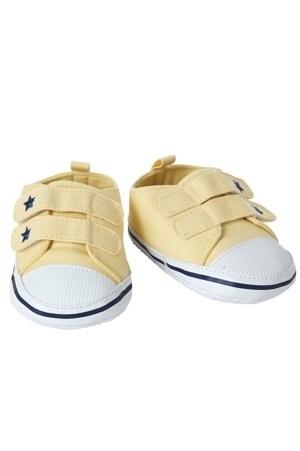 schoenen geel 65 cm W590