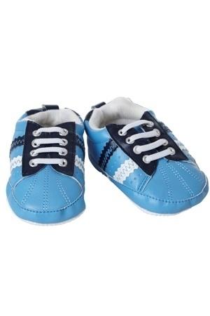 schoenen licht blauw 65 cm W591