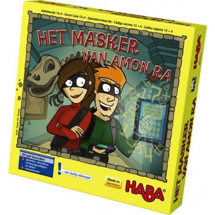 +8j Het masker van Amon Ra 5769