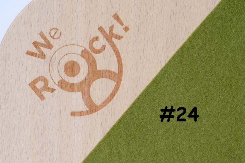 we-rock Classic #24 mosgroen