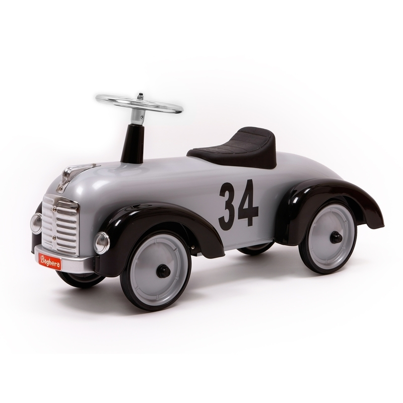 Baghera Speedster silver 870