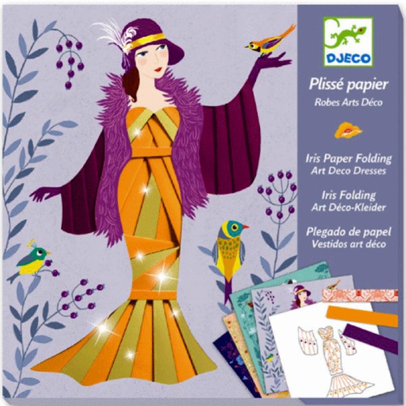 DJECO Iris jurken DJ09442