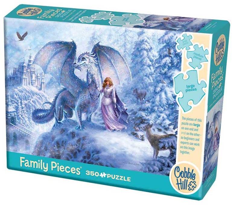 Ice dragon 350 st