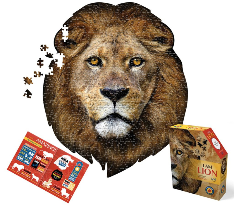 I AM leeuw 550 st