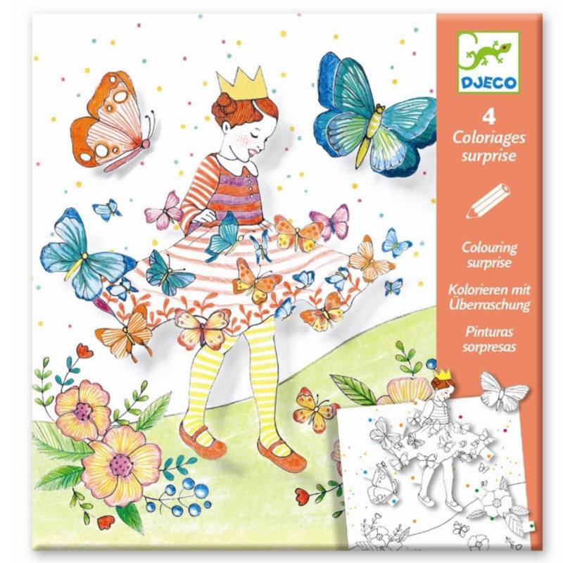 DJECO Lady butterfly DJ09629