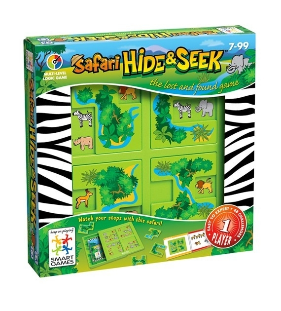Hide & Seek safari SG101