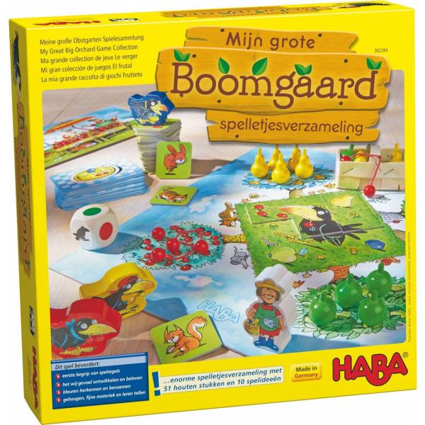 +2j Boomgaard spellenverzameling 302555