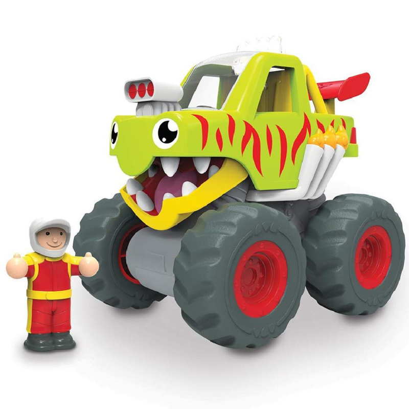 WOW Mack monster truck 10325