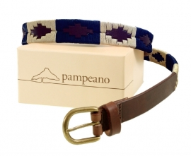 Skinny polo belts