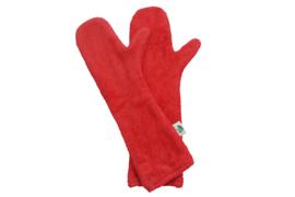Drooghandschoenen Rood