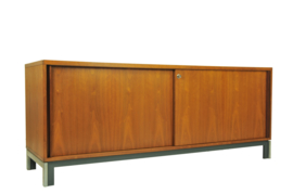 Sliding doors sideboard from the sixties