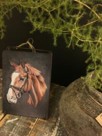 Decobordje Paard