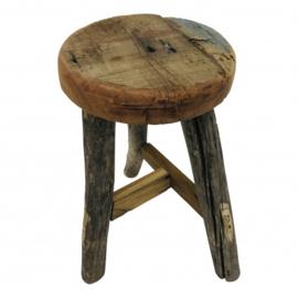 Old Wooden kruk