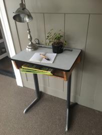 Vintage Schooltafel / bureau