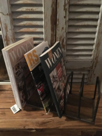Boeken / Tijdschriften /Schilderijen standaard