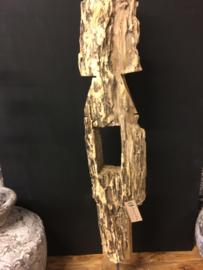 Houten sculpturen oriëntaal 1