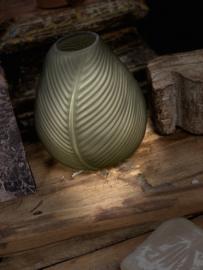 Tafellamp Matt soft green