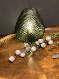 Tafellamp Leaf Flessen Groen